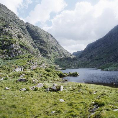 Gap of Dunloe, County Kerry, Munster, Republic of Ireland, Europe