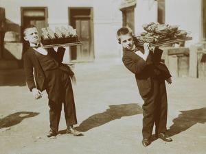 Schroth Cure: Wine and Bread Boys, 20th Century by Andrew Pitcairn-knowles
