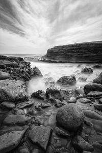 Coastline at Cabrillo National Monument by Andrew Shoemaker