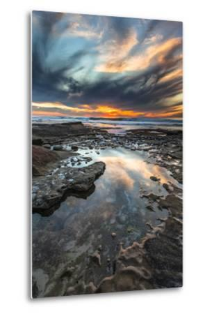 Sunset from the Tide Pools in La Jolla, Ca