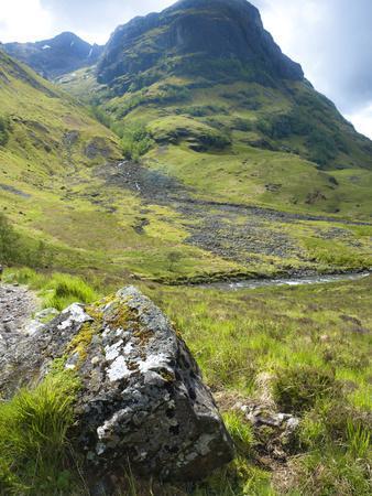 Glen Coe, South of Fort William, Scotlish Highlands, Scotland, United Kingdom, Europe