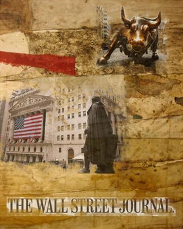 Wall Street I by Andrew Sullivan