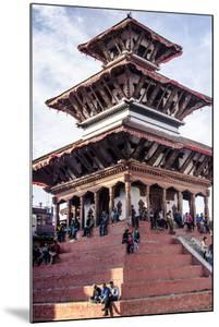 Maju Deval Temple, Durbar Square, UNESCO World Heritage Site, Kathmandu, Nepal, Asia by Andrew Taylor