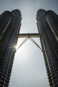 Petronas Towers (452M), Kuala Lumpur, Malaysia by Andrew Taylor
