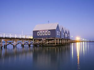 Busselton Jetty at Dawn by Andrew Watson