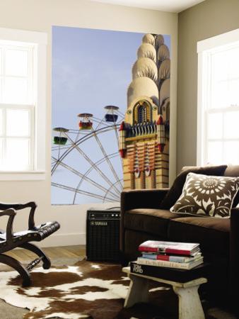 Ferris Wheel at Luna Park.