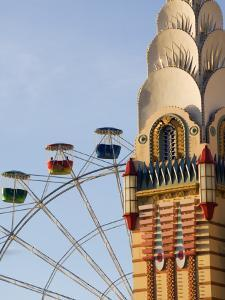 Ferris Wheel at Luna Park. by Andrew Watson