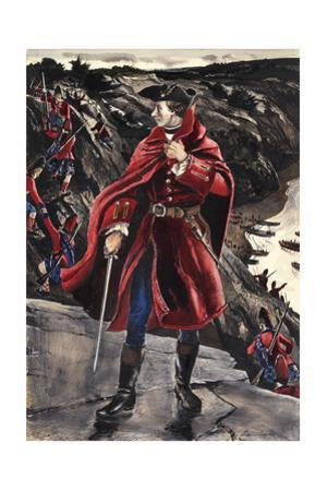 "Andrew Wyeth's Portrait ""The British Way"" Depicts a Soldier's Pride by Andrew Wyeth"