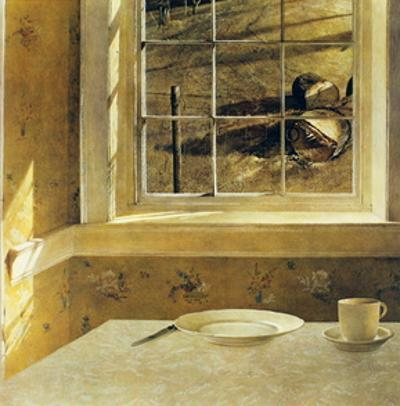 Ground Hog Day by Andrew Wyeth