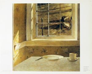 Ground Hog Day by Andrew Wyeth