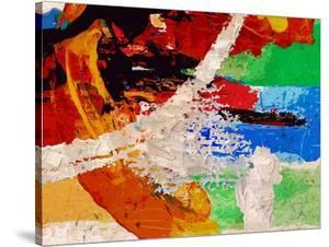 Abstract Painting by Andriy Zholudyev
