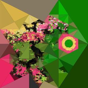 Digital Painting, Abstract Background by Andriy Zholudyev