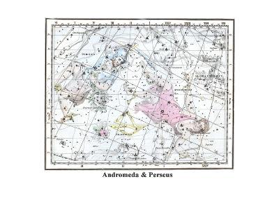 Andromeda and Perseus-Alexander Jamieson-Art Print