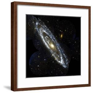 Andromeda Galaxy, UV Image