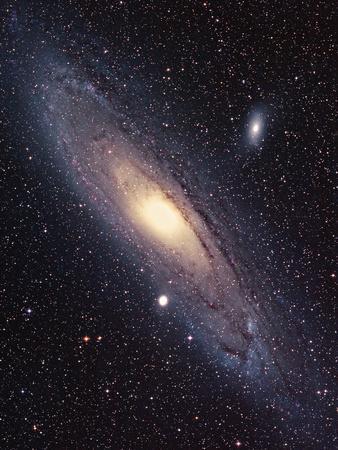 Andromeda Galaxy-Slawik Birkle-Premium Photographic Print