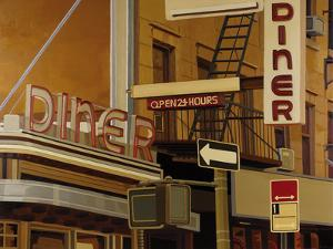 Diner by Andy Burgess