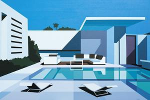 Modernist - California Cool by Andy Burgess