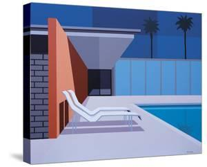 Modernist - California Living by Andy Burgess
