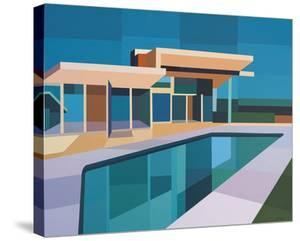 Modernist - Colour House by Andy Burgess