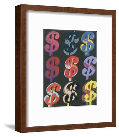 $9, 1982 (on black)