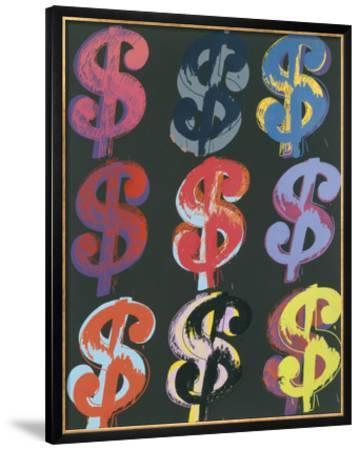 $9, c.1982 (on black)