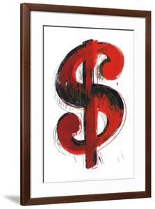 $$$ by Andy Warhol