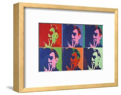 A Set of Six Self-Portraits, c.1967