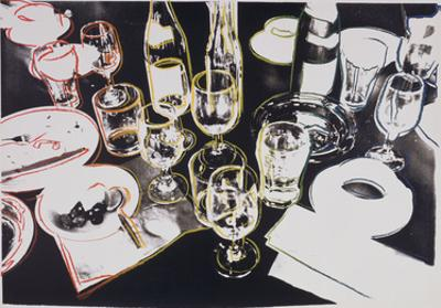 After the Party, c.1979 by Andy Warhol