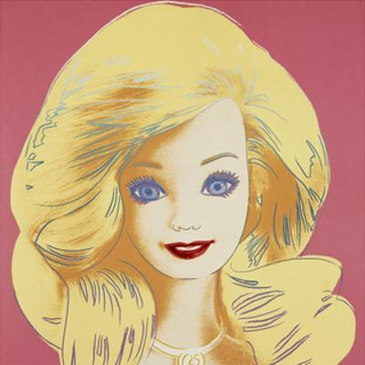 Barbie, 1986 by Andy Warhol