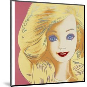 Barbie, 1986 by Andy Warhol