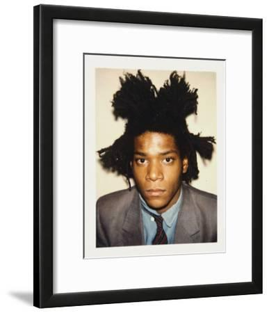 Basquiat, Jean-Michel, 1982 by Andy Warhol