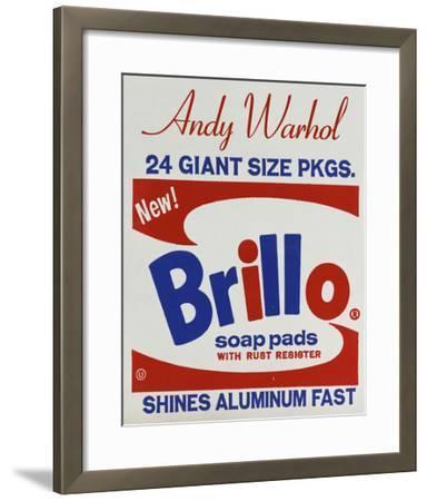 Brillo Box (detail), 1964