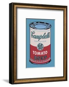 Campbell's Soup Can, 1965 (Pink and Red) by Andy Warhol