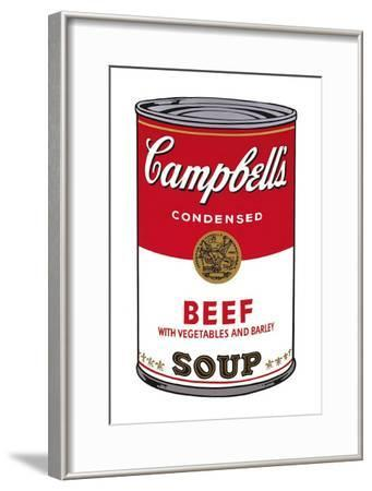 Campbell's Soup I: Beef, c.1968