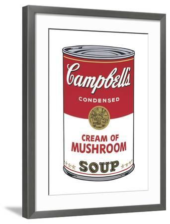 Campbell's Soup I: Cream of Mushroom, 1968