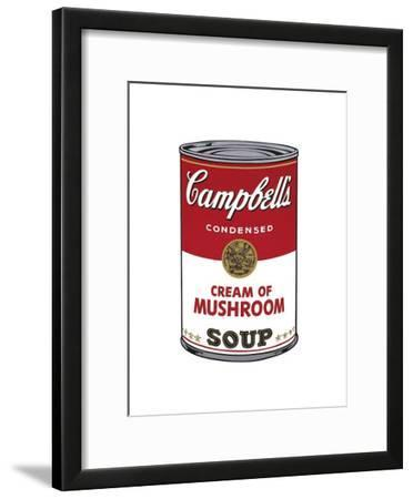 Campbell's Soup I: Cream of Mushroom, c.1968