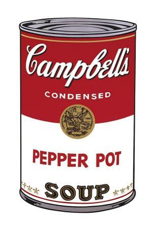 Campbell's Soup I: Pepper Pot, 1968 by Andy Warhol