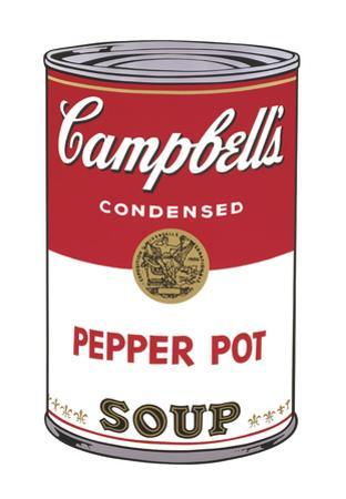 Campbell's Soup I: Pepper Pot, 1968