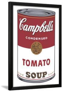 Campbell's Soup I: Tomato, c.1968 by Andy Warhol