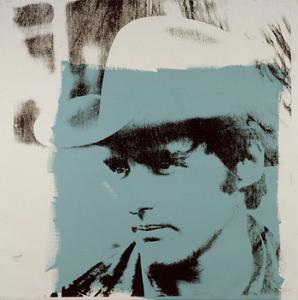 Dennis Hopper, 1970 by Andy Warhol