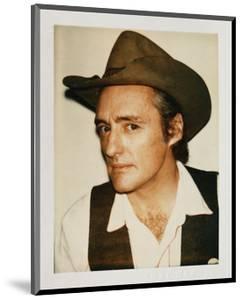 Dennis Hopper, 1977 by Andy Warhol