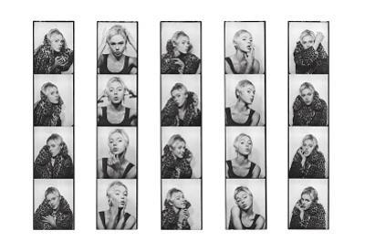 Edie Sedgwick, c.1966 by Andy Warhol