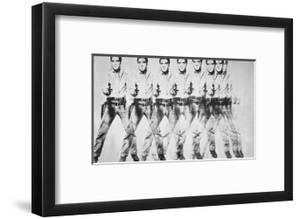 Eight Elvis, 1963 by Andy Warhol