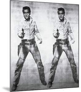 Elvis, 1963 by Andy Warhol