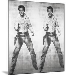 Elvis® 2 Times, 1963 by Andy Warhol