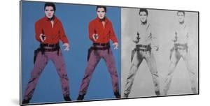 Elvis® I and II, 1964 by Andy Warhol