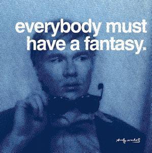 Fantasy by Andy Warhol