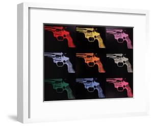 Gun, c.1982 by Andy Warhol