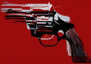 Guns, c.1981-82 by Andy Warhol