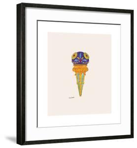 Ice Cream Dessert, c.1959 (Purple Fancy) by Andy Warhol
